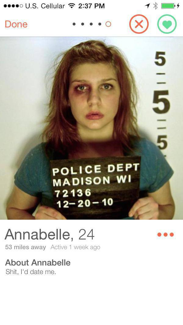 Witty Tinder Profiles That Instantly Got A Right Swipe ...