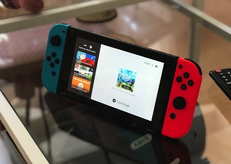 No era jugón... hasta que probé la Nintendo Switch