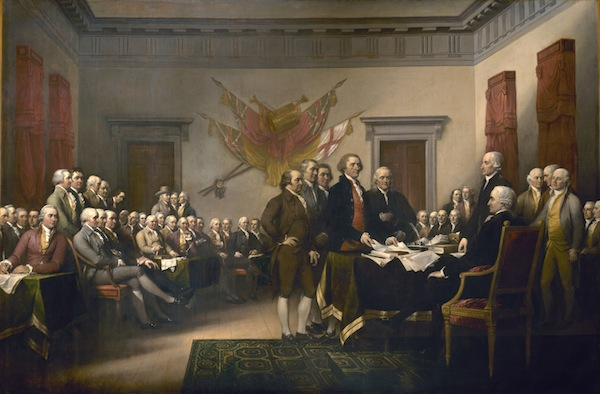 greatest things from every state, pennsylvania, declaration of independence