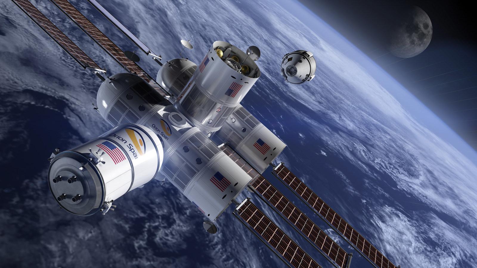 Aurora Station: Erstes Luxushotel im Weltall soll 2022 in Betrieb gehen