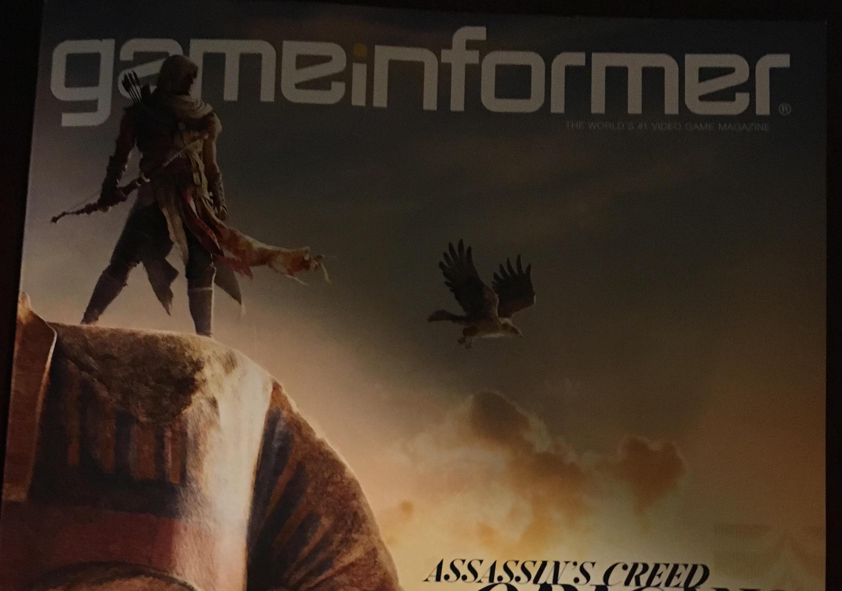 Assassin's Creed saldrá el 27 de octubre con el nombre que ya sabíamos