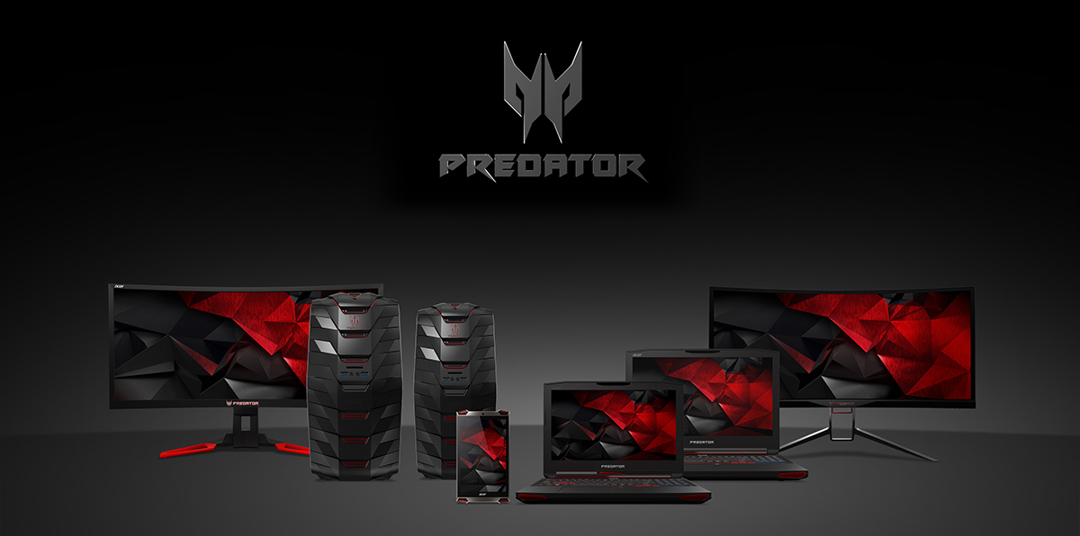 Acer adds two laptops and a tablet to its Predator gaming line