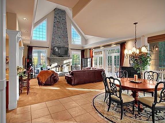 richard sherman seattle mansion living room