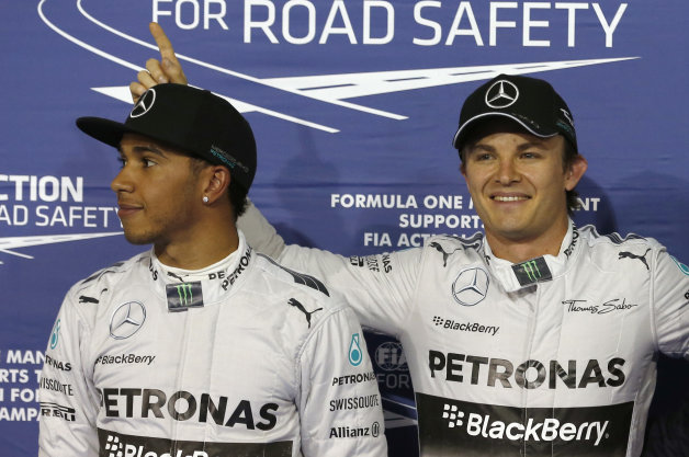 ニコ・ロズベルグがメルセデスF1チームと2年の契約延長