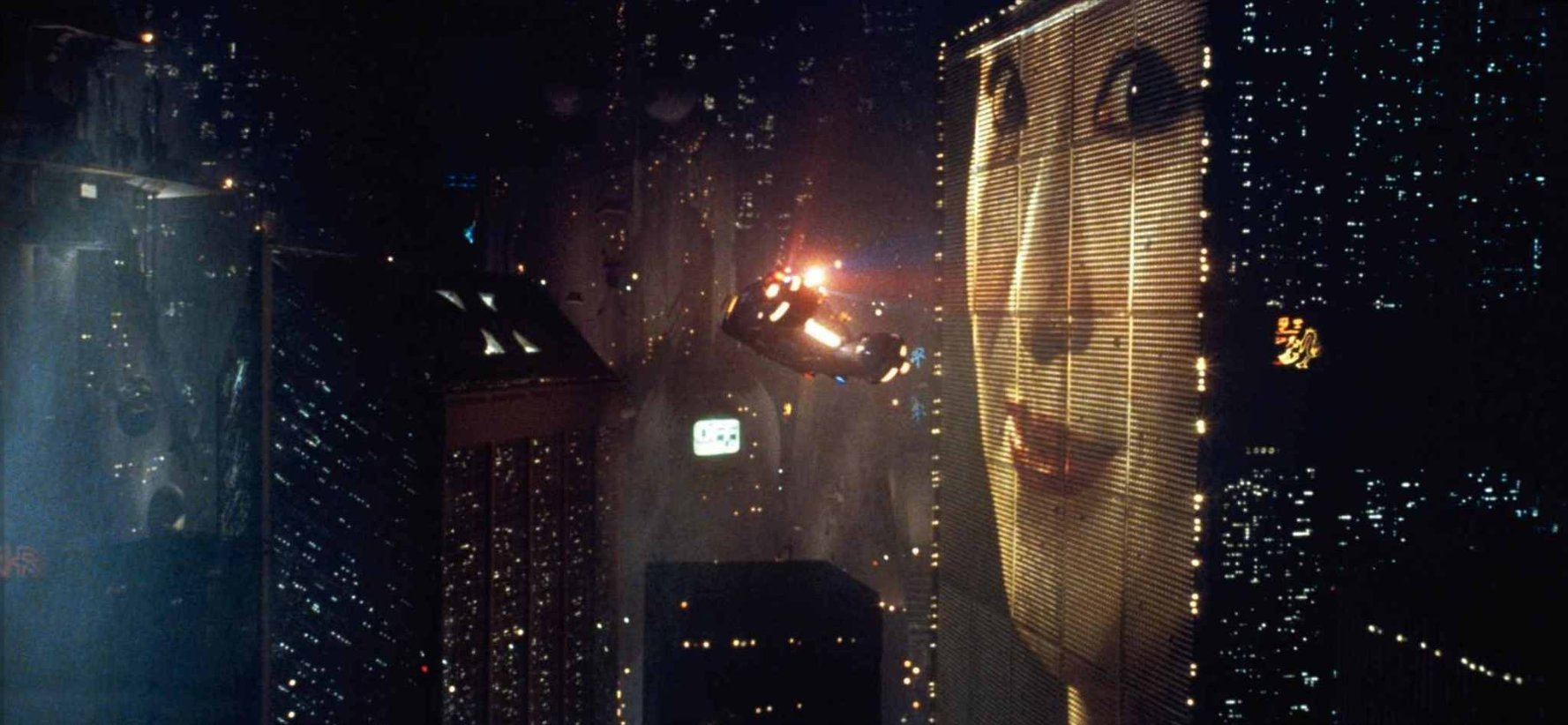 Architectural Design blade runner
