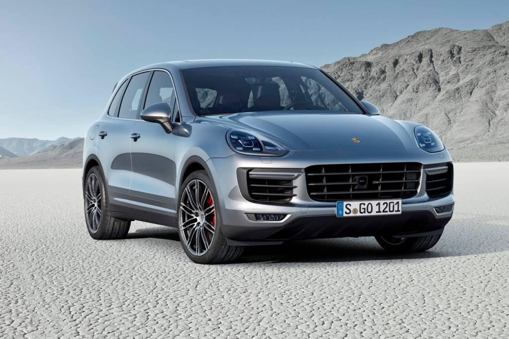 Auto Salon Paris, Debüt, leaked, revealed, offiziell, der neue Porsche Cayenne, Porsche Cayenne 2015, Porsche Cayenne Facelift, Mopf, Modellpflege, Fotos, pics, Photos