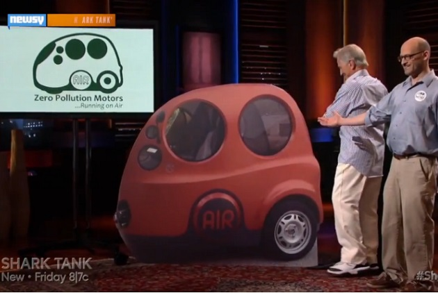 6 autoblog for Zero pollution motors shark tank