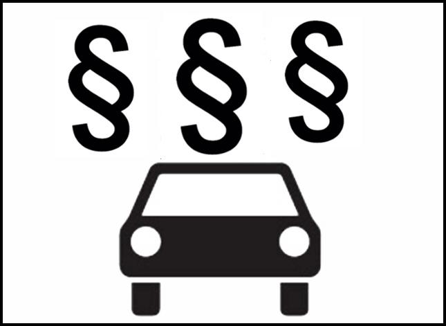 Die 10 häufigsten Rechtsirrtümer im Verkehr