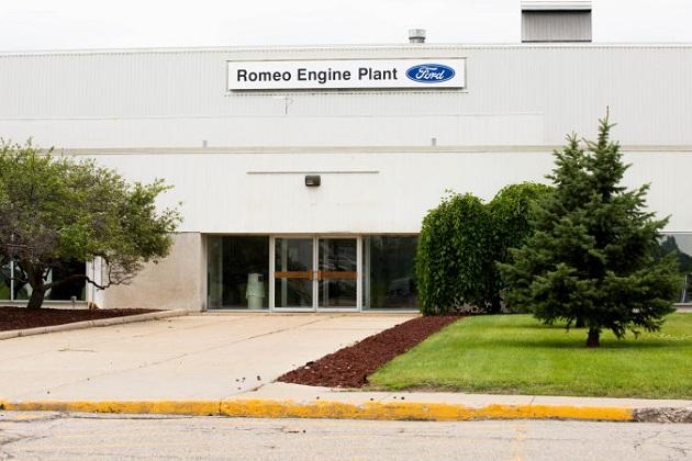 フォードの大型エンジン工場が爆破予告のため一時閉鎖
