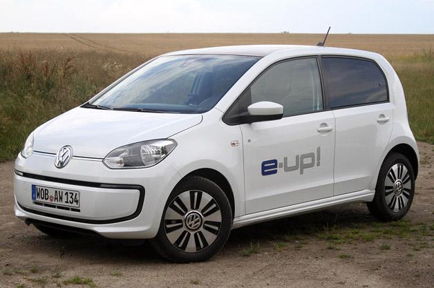 【短評】「価格はさておき性能は申し分なし!」  VW初の量産EVカー「e-Up!」