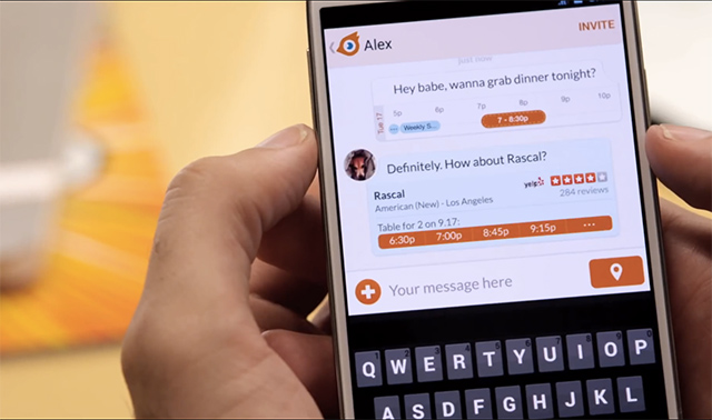 Google's latest acquisition is part messaging app, part personal assistant