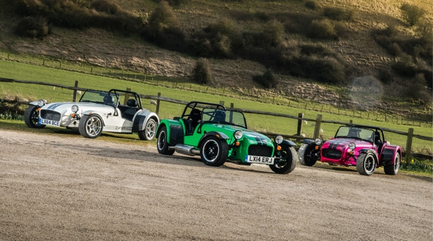 Caterham Seven new