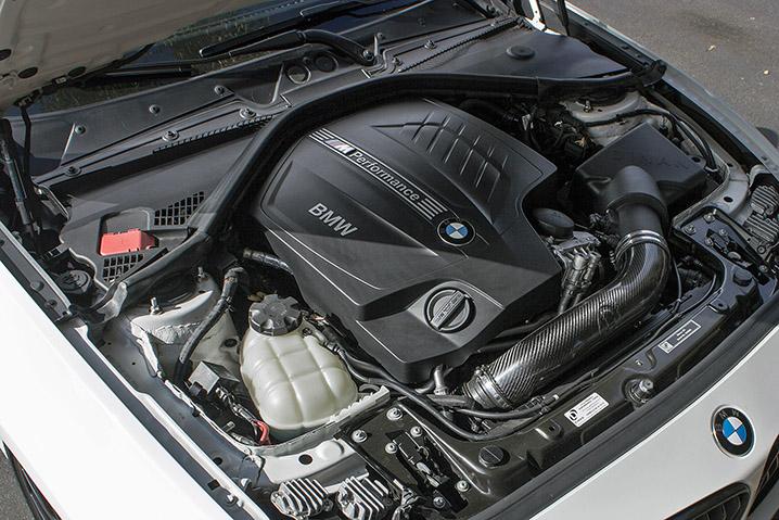 2015 Dinan M235i Turbo 3.0L I6 440HP 3,500lbs $61K est