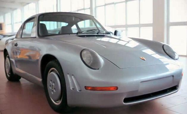 Porsche 911 Aerodynamic Prototype
