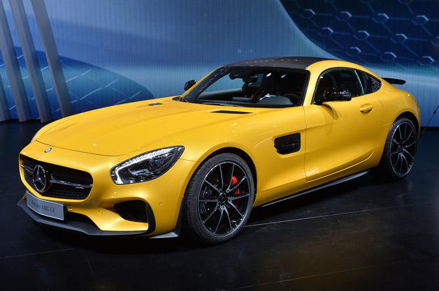 【ParisMotorShow2014】メルセデス・ベンツ「AMG GT」を初公開(ビデオ付)