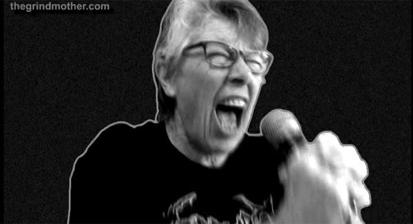67歳のオバちゃんがシャウトしまくるバンドが予想以上にガチすぎたwww【動画】