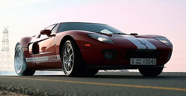 Reflecting on the Ford GT on its 10-year anniversary