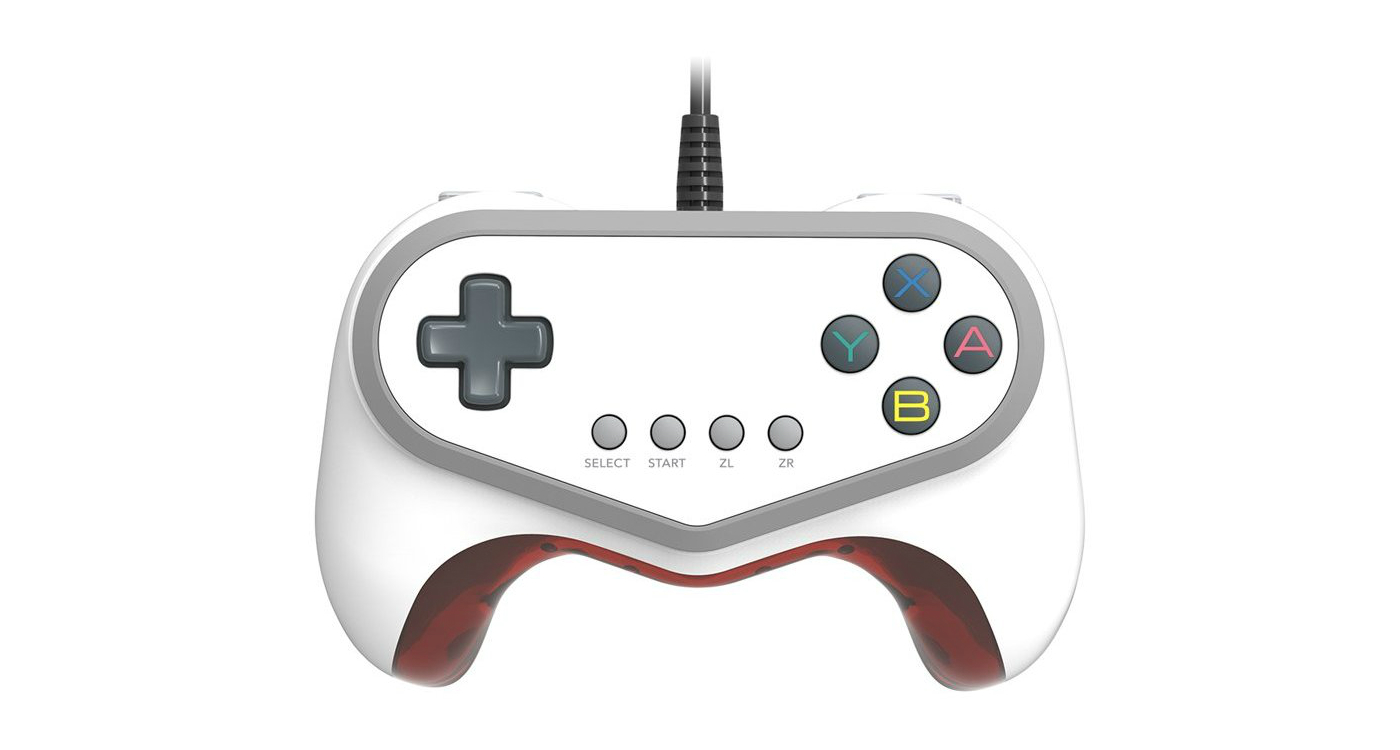 Pokemon fighter 'Pokken Tournament' gets a Wii U controller