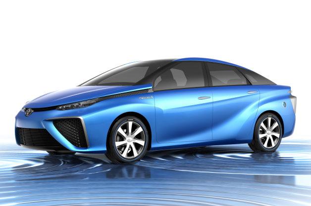 【レポート】トヨタが燃料電池自動車を今年12月に発売