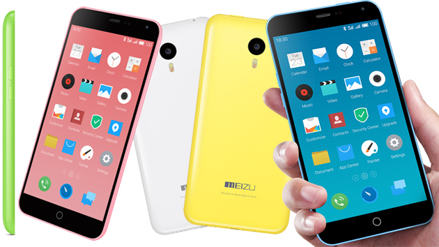 Meizu's M1 Note is a dirt-cheap iPhone 5c on steroids