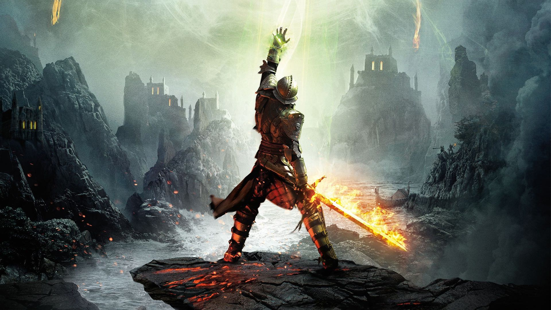 Be a Hero of Thedas in the latest Dragon Age: Inquisition trailer