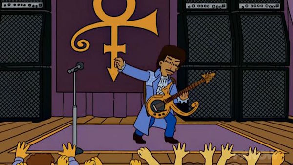 Conan O'Brien Once Wrote A Simpsons Script For Prince But It Was Rejected