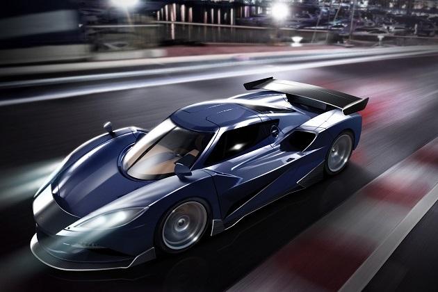 最高出力2,000馬力以上のハイブリッド・スーパーカー、Arash「AF10」がジュネーブで公開