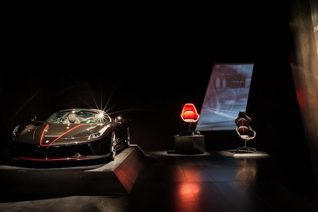 まるで高級車の内装! フェラーリとベントレーからラグジュアリーな家具が登場