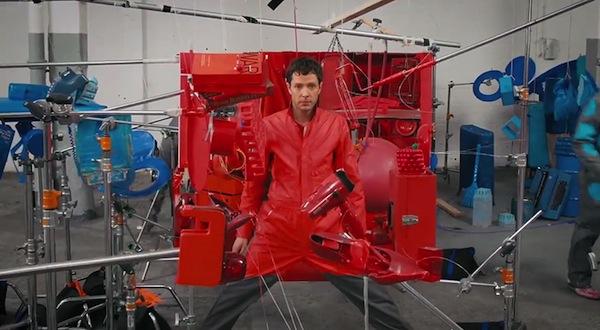 OK GoのMVがまたスゴい!最新作は錯視を利用した壮大なトリッキー映像