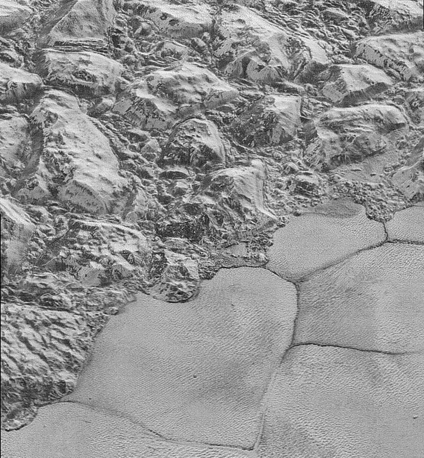NASA shows the sharpest ever close-up photos of Pluto