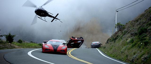 『ニード・フォー・スピード』は元スタントマン監督が贈るCGなし高級車だらけの男気映画