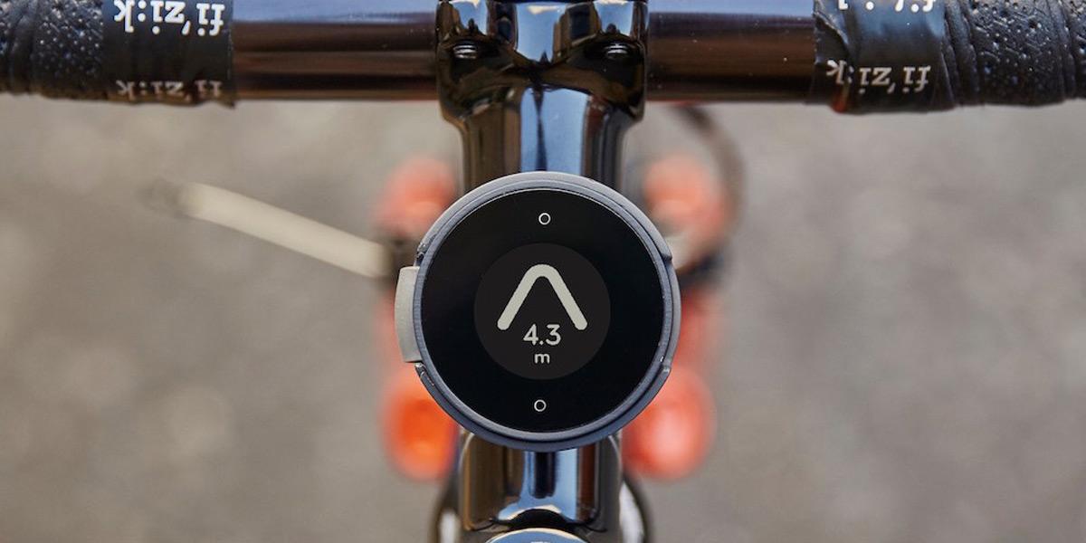 BeeLine brings easy GPS navigation to your bike