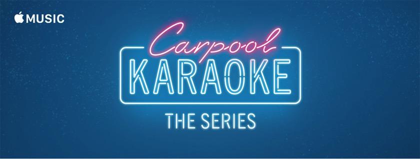 Heute Nacht startet Carpool Karaoke auf Apple Music