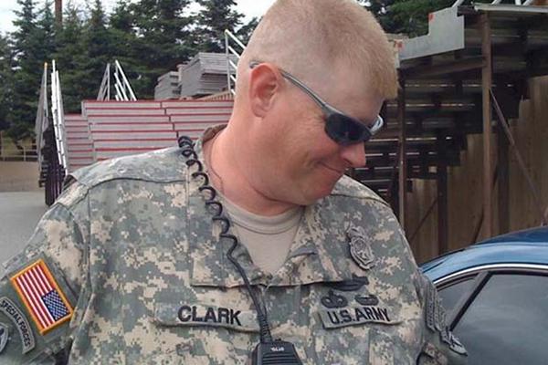 men who pretended to be war heroes, stolen valor, william james clark