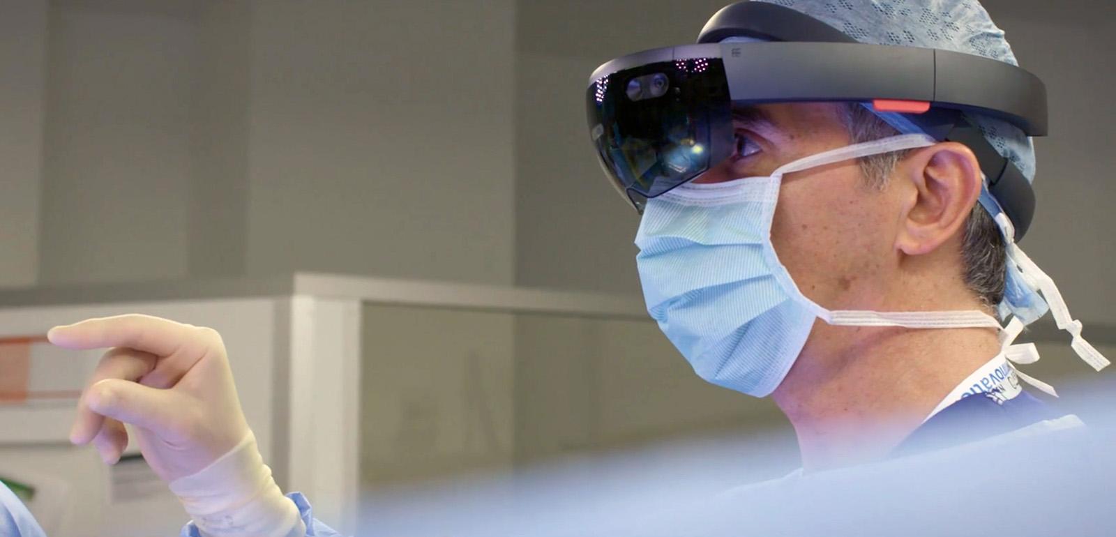 photo image HoloLens will help a children's hospital perform critical surgeries