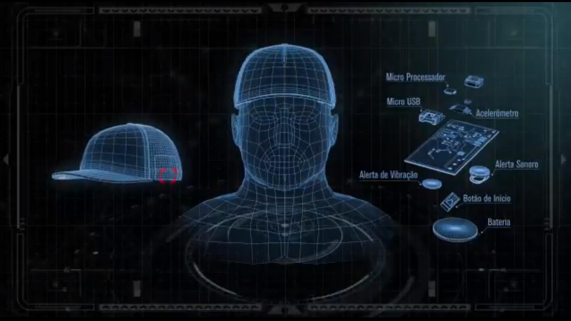 Ford crea una gorra para camioneros que podría salvar muchas vidas
