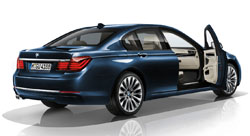 BMW 7 Series Exclusive