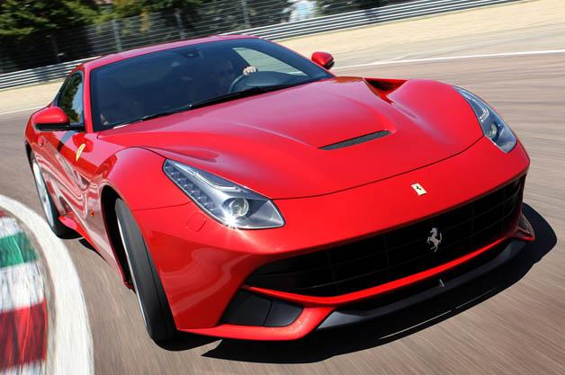【レポート】フェラーリが「F12」の特別限定車を来月LAで発表! でも既に完売?