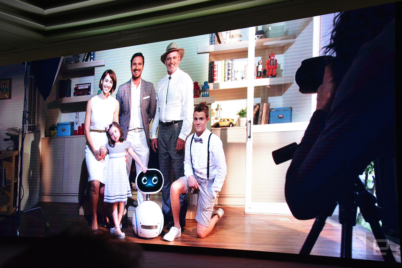 ASUS' $599 home robot is smarter than it looks