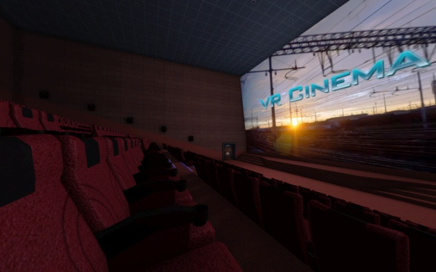 Fox is bringing more than 100 movies to the Oculus VR Cinema