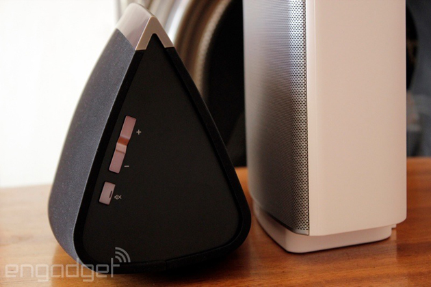 Denon Heos 5 and Sonos Play:5 speakers