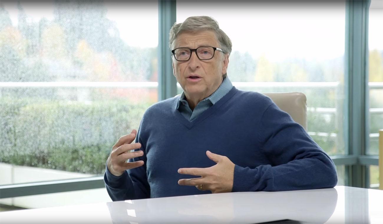 Bill Gates se crea por fin una cuenta en Instagram... desde Tanzania