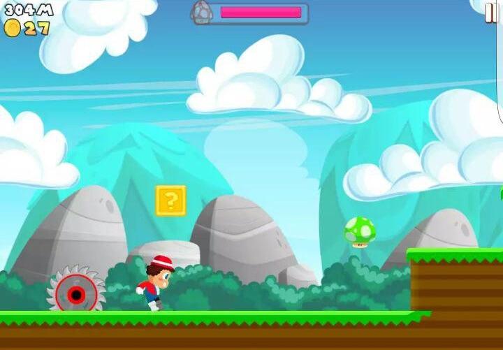 'Super Plumber Run' es la copia gratuita de 'Super Mario Run' para Android
