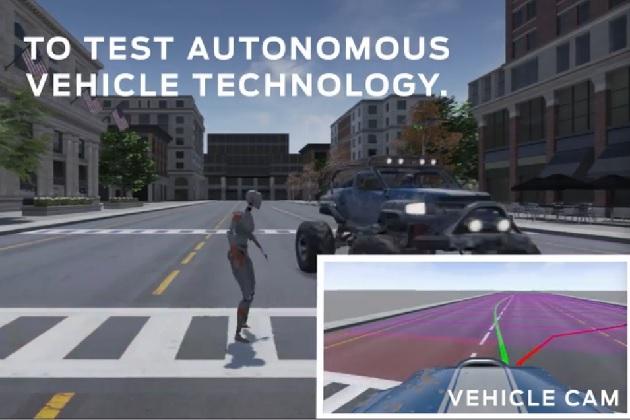 フォード、カリフォルニア州で2016年から自動運転車の公道走行テストを開始(ビデオ付)