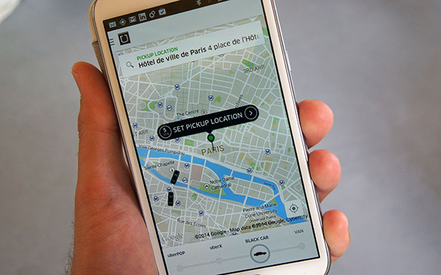 What you need to know about Uber, Lyft and other app-based car services