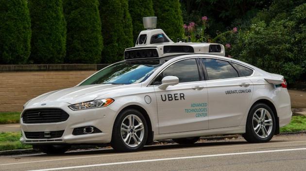 Uber、米国で選ばれた顧客向けに自動運転車の配車サービスを開始