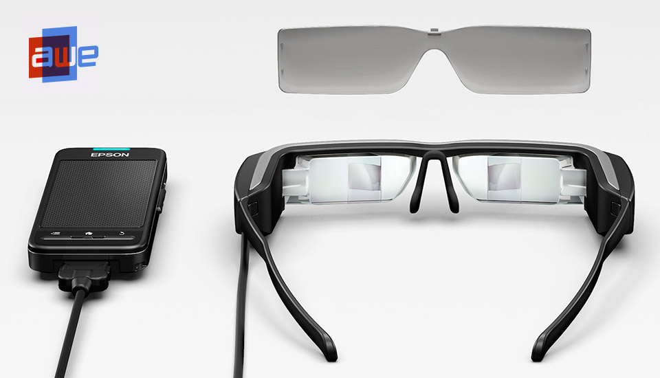 Engadget giveaway: win a pair of smart glasses courtesy of Augmented World Expo!