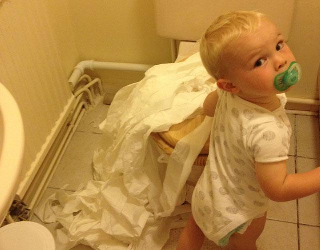 uk's most mischievous toddler