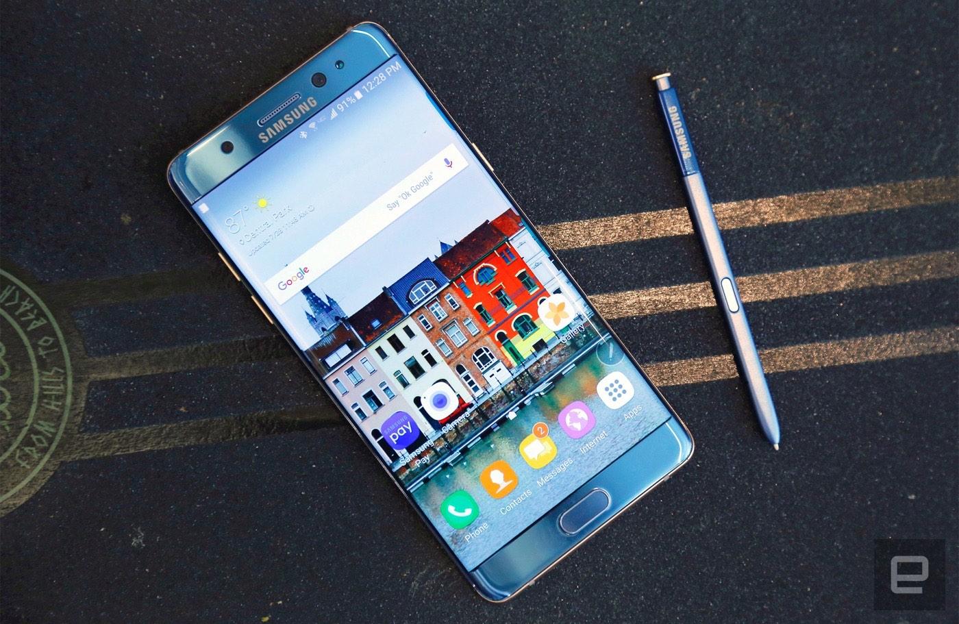 note7 ban Estados Unidos prohíbe subir a un avión con un Galaxy Note 7
