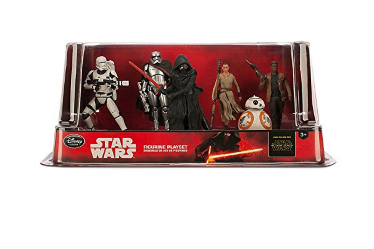 """Star Wars: The Force Awakens"" figurine playset"